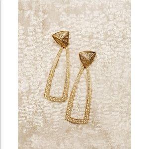 House of Harlow 1960, Mesa Earrings
